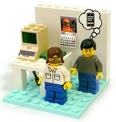 Steve Jobs e Woz - PodBrix