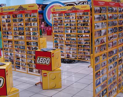 Concurso Crie e Ganhe - LEGO e RiHappy - Shopping Villa Lobos